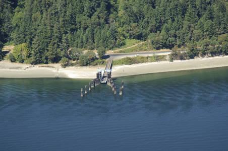 McNeil Island Ferry