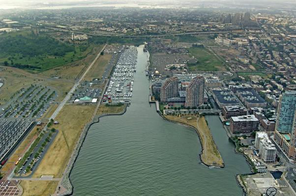 Liberty Landing Marina