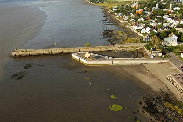 Kamouraska Harbour