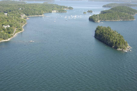 Sorrento Harbor Inlet West