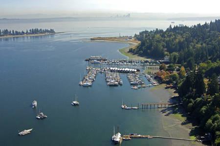 Eagle Harbor Marina