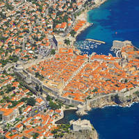 Dubrovnik Unesco World Heritage Landmark