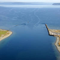 Port Townsend Canal Inlet