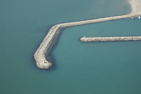 Saintes Maries Inlet