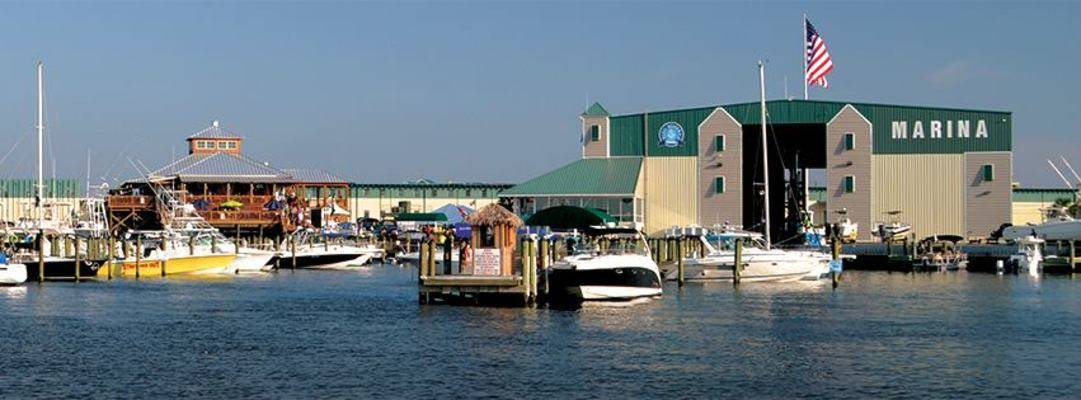 Biloxi Boardwalk Marina In Biloxi Ms United States Marina