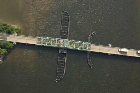 Gwynn's Island Swing Bridge