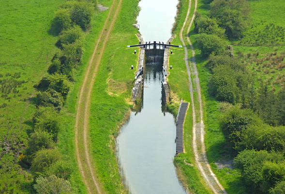Royal Canal Lock 33