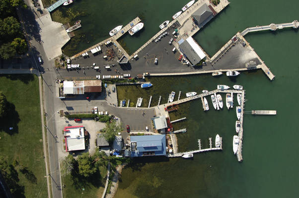 Park Place Boat Club - former Ladd's Marina