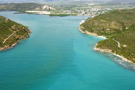 Guanica Bay Inlet
