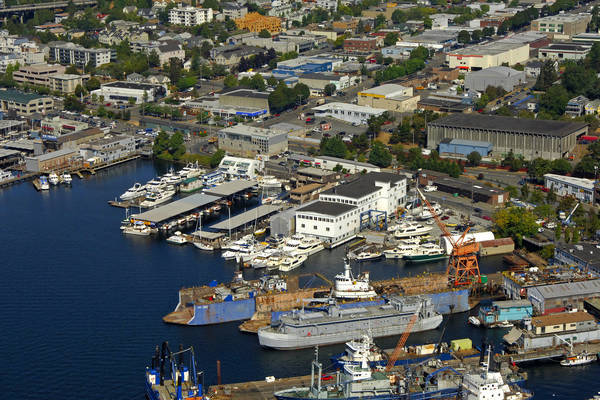 Lake Union Yacht Center