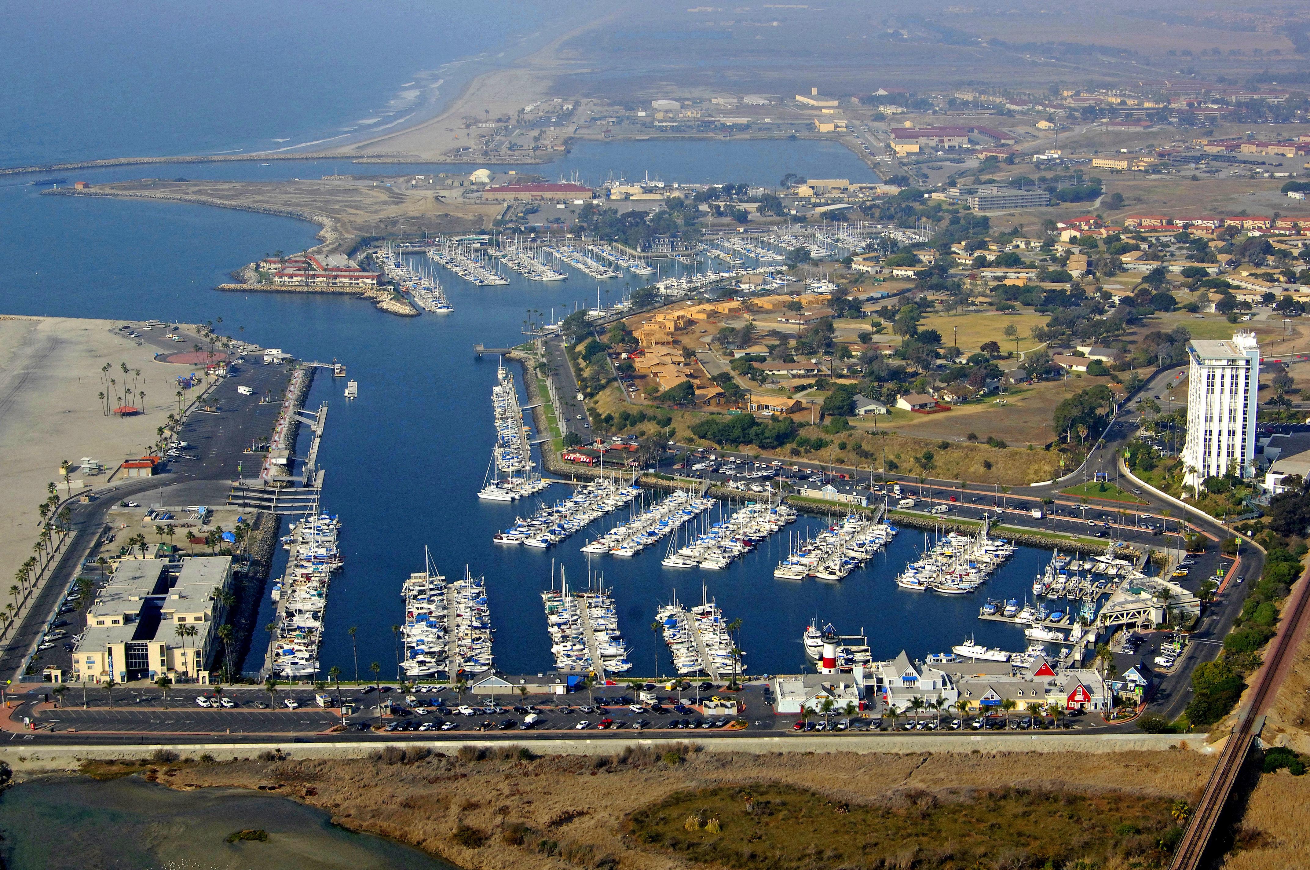 oceanside harbor marina in oceanside ca united states marina