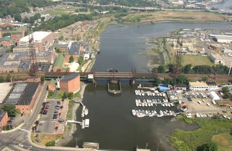 New York New Haven & Hartford RailRoad Bridge Norwalk