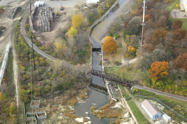 Fox River Lock 4
