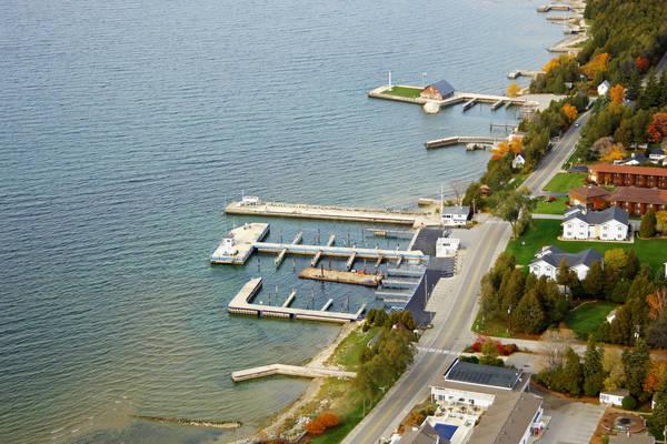 Ephraim Yacht Harbor