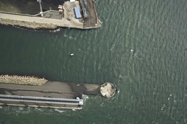 Stigsnaes Skov Havn Inlet