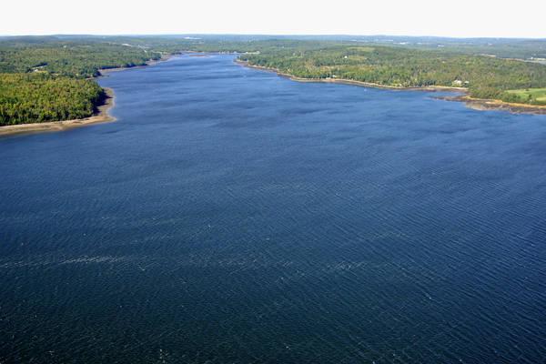 St. Croix River Harbor Inlet
