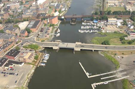 Fort Point Street Bridge