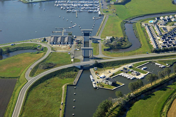 Spaarbekken North Lock