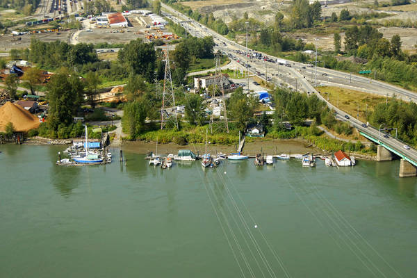 Pitt River Marina