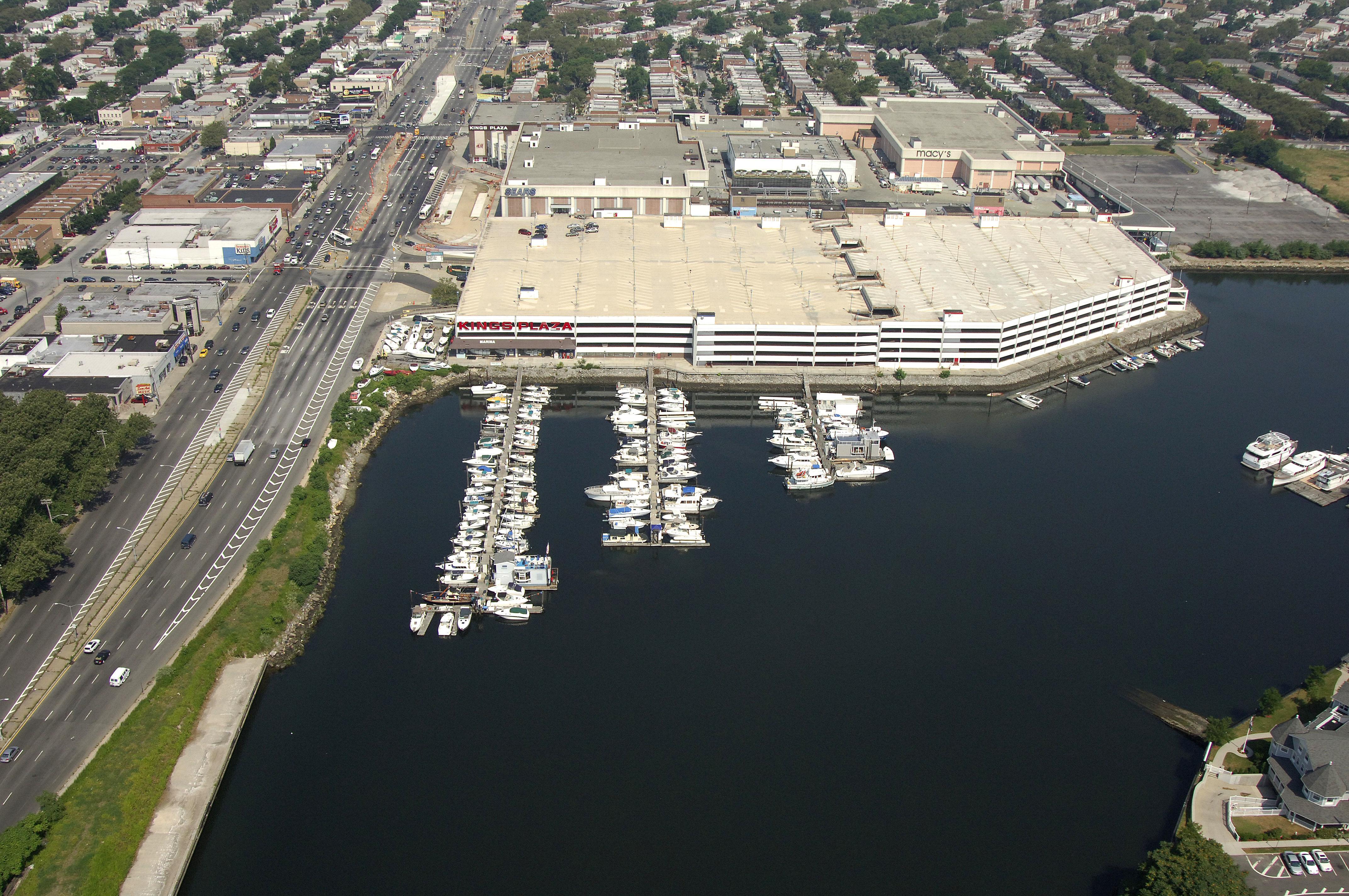 Kings Plaza Shopping Center & Marina Inc in Brooklyn, NY