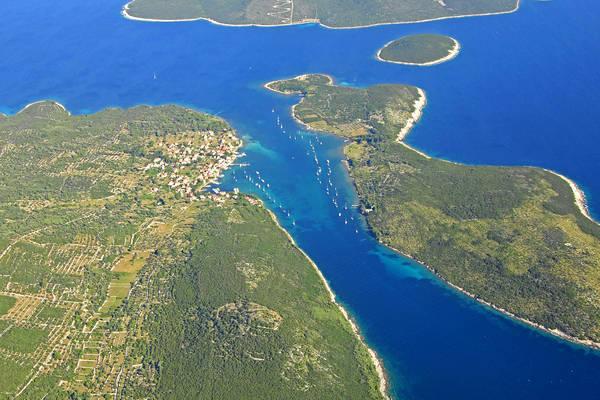 Sveti Petar Island Marina