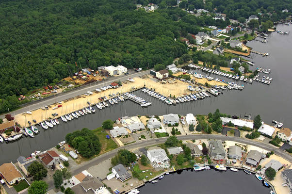 Cedar Creek Sailing Center/ Marina