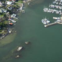 Gottskaer Port Inlet