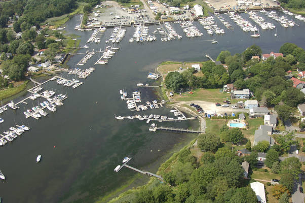 Breezy Point Marina