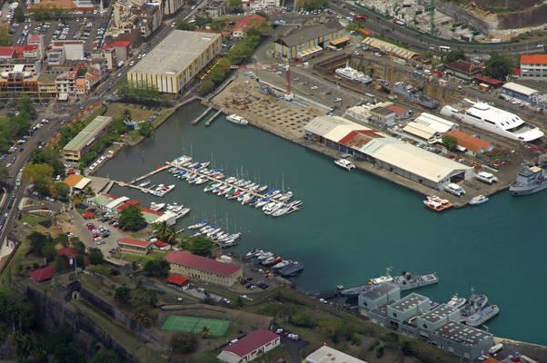 Multicap Caraibes Boat Yard