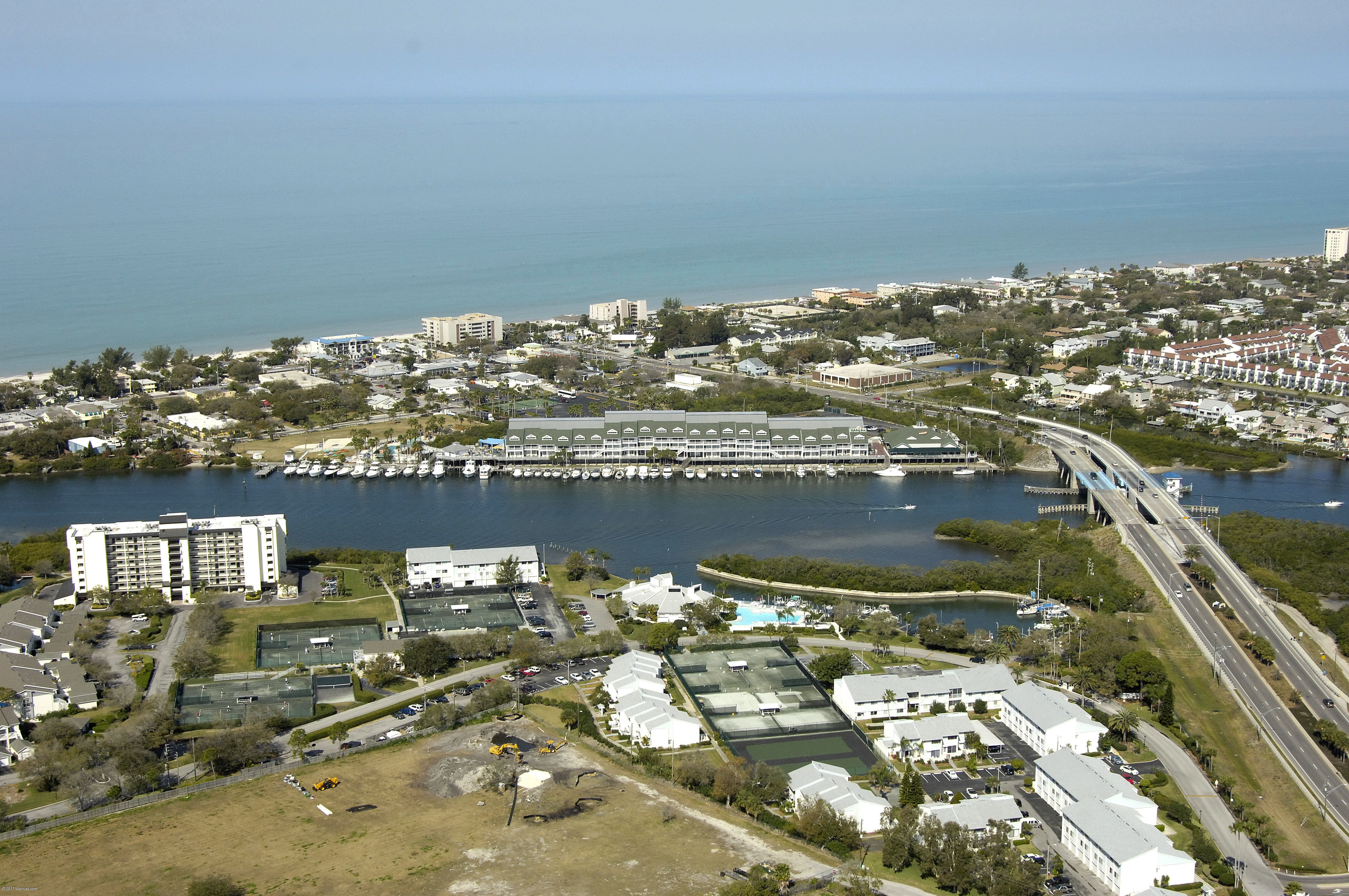 Holiday Inn Harbourside Clearwater In Indian Rocks Beach Fl United States Marina Reviews