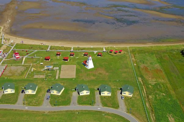 Caraquet Rear Range Lighthouse