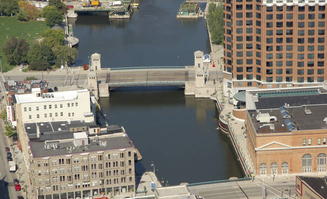 US 18 Bascule Bridge