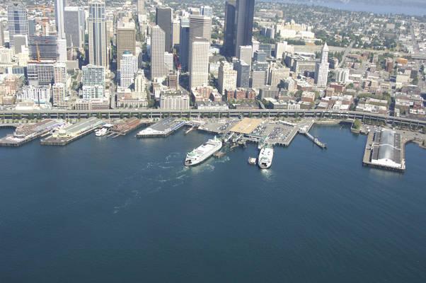 Seattle Pier 50 Terminal
