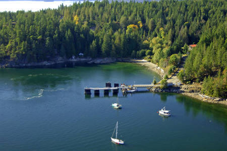 Cortes Island Ferry