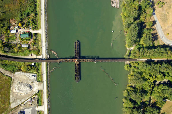 Canadian National Rail Road Bridge