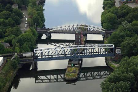 Barton Road Swing Bridge