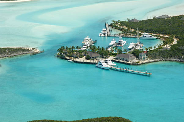 Sampson Cay Club & Marina - Private
