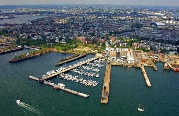 Boston Harbor Shipyard & Marina