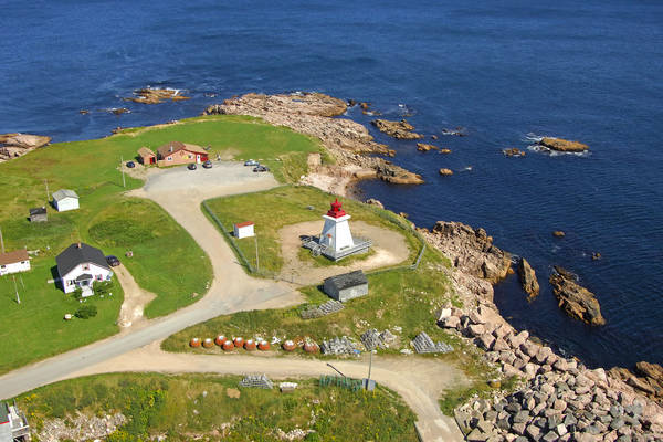 Neils Harbour Lighthouse