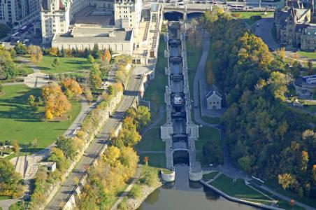 Rideau Canal Lock 4