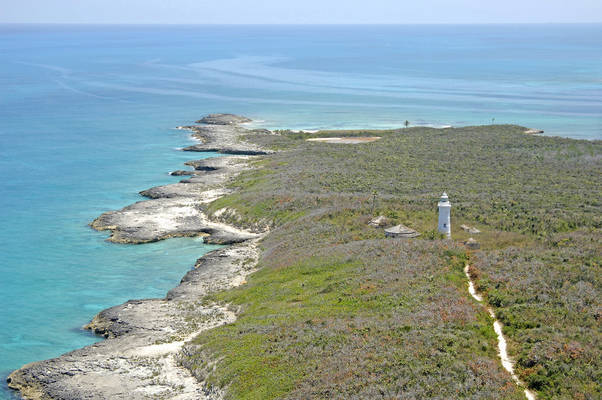 Great Stirrup Cay Lighthouse
