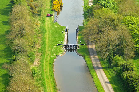 Royal Canal Lock 21