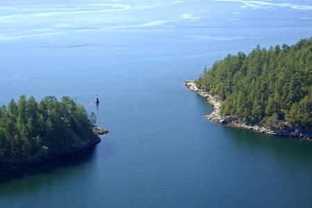 Secret Cove Inlet
