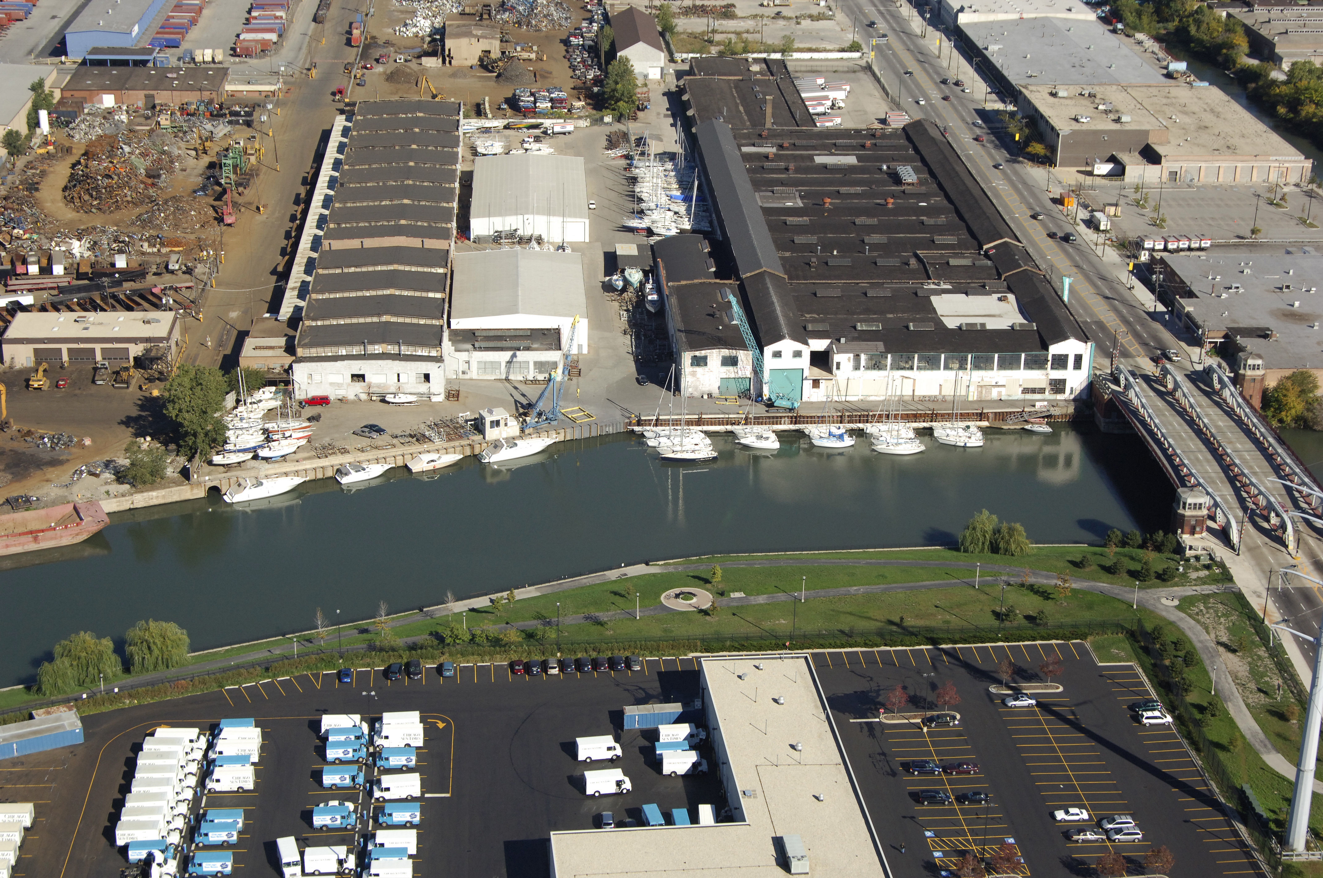Chicago Yacht Yard Inc In Chicago Il United States
