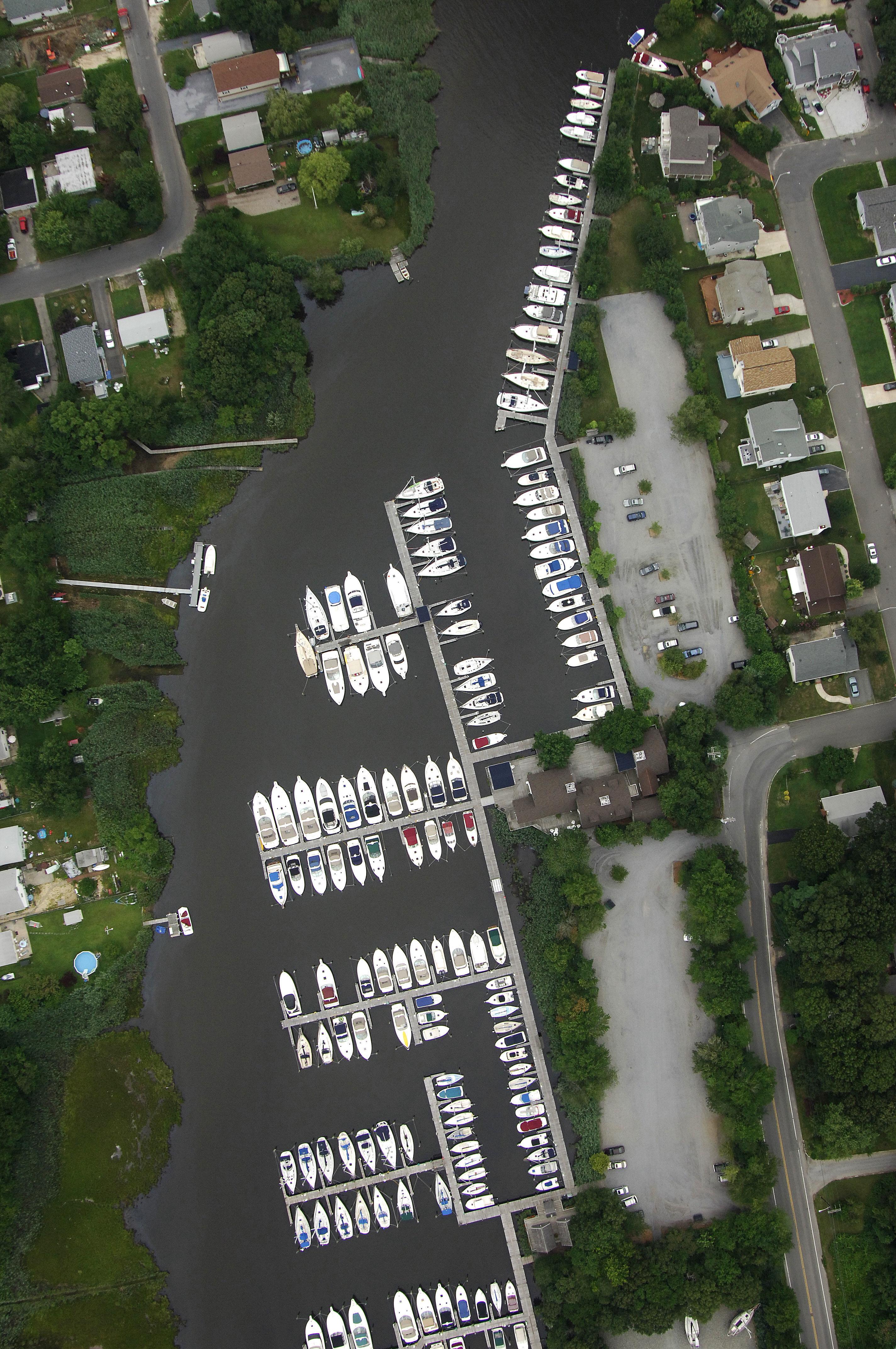 Dillon S Creek Marina Island Heights Nj