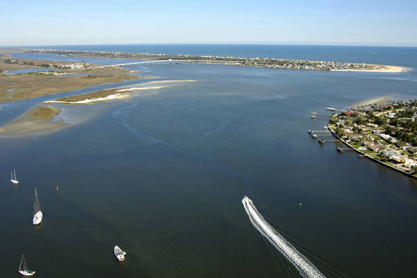 Matanzas River North Inlet