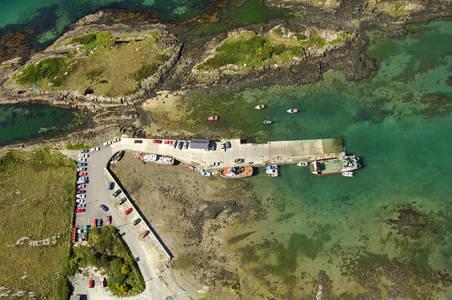 Bear Island Ferry