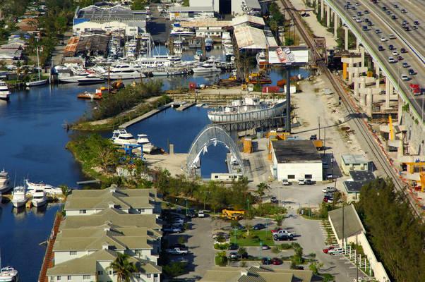 Marina Mile Yachting Center