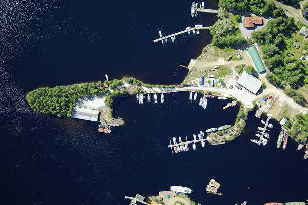 Savonlinna Oravalahti Marina