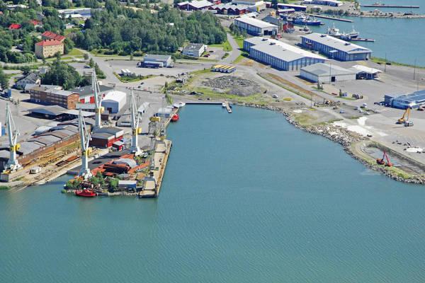 Uusikaupunki Kainpirtti Harbour